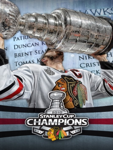 2010 Stanley Cup_sample Wallpaper