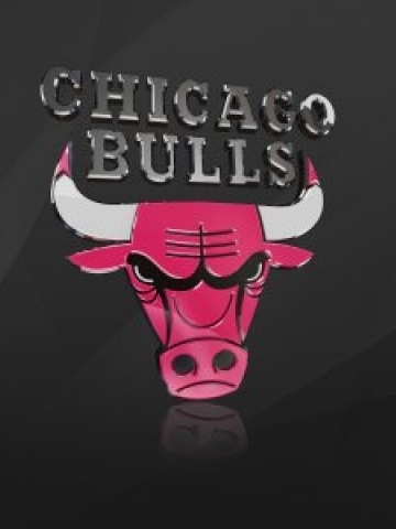3D Chicago Bulls Wallpaper