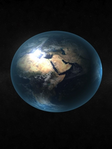 3d Earth Wallpaper