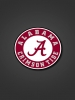 Alabama Crimson Tide Dark