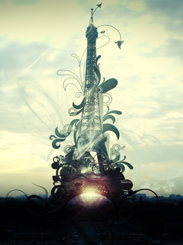 Animated Picture Eiffel Tower on Animated Eiffel Tower Wallpaper   Iphone   Blackberry