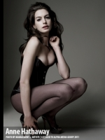 Anne Hathaway Modeling