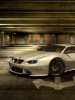 BMW Concept Car White