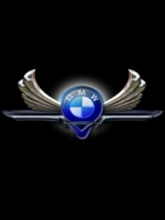 BMW Logo with Wings