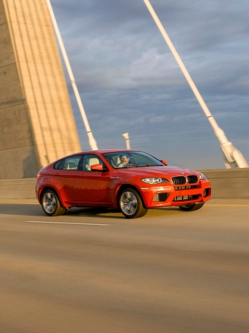 BMW SUV Wallpaper