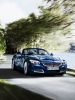 BMW Z4 2009 Blue Convertible