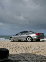 BMW on Beach