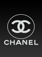 Black Chanel Logo