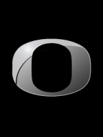Black Oregon Logo