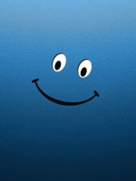 Blue SmileyFace