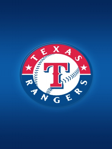 Blue Texas Rangers Wallpaper