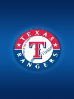 Blue Texas Rangers