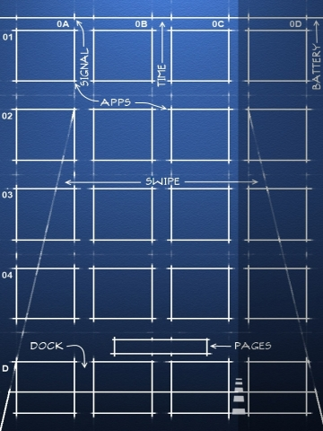 Blueprint Wallpaper