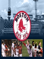 Boston Red Sox Tribute