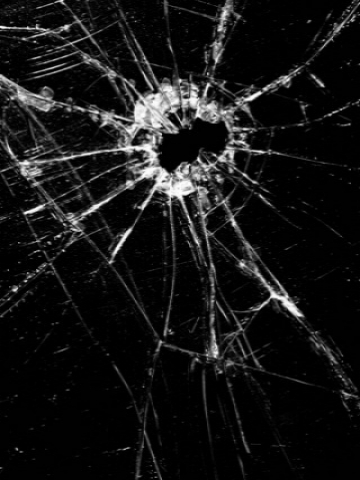 Broken Cracked screen Wallpaper