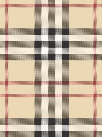 Burberry Pattern Wallpaper