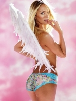 Candice Swanepoel Agnel Wings
