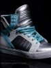 Chad Muska High Top 413 Silver