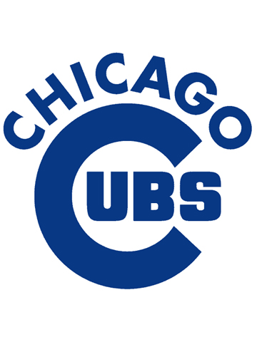Chicago Cubs White Wallpaper