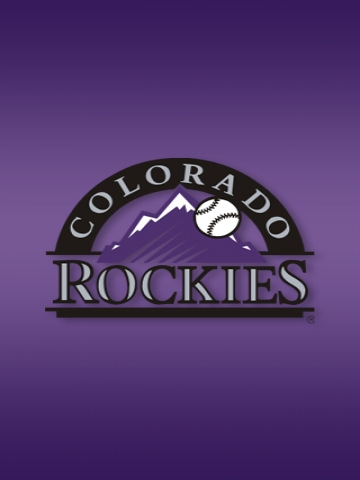 colorado rockies logo wallpaper
