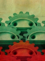 Colorful Gears