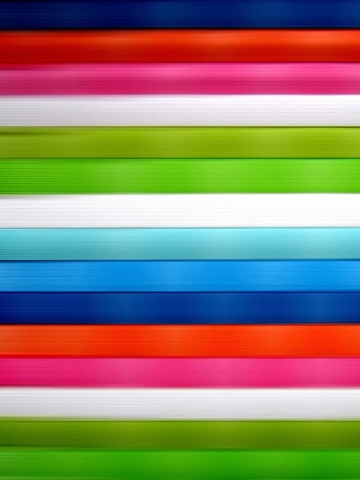 Colorful Stripes Wallpaper