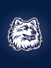 Connecticut Huskies Blue