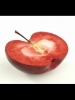 Cut Open Apple