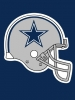 Dallas Cowboys Helemt