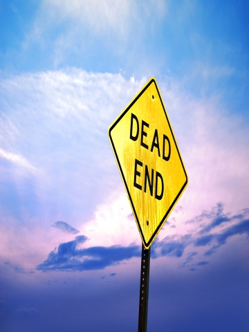 Dead End Wallpaper