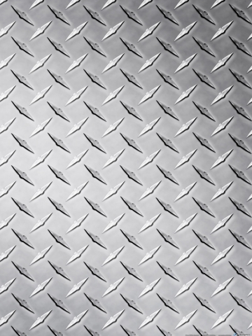 Diamond MetalPlate Wallpaper