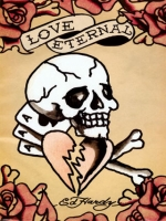 Ed Hardy Broken Heart