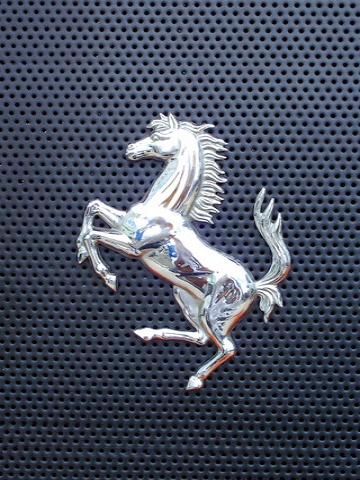 Ferrari on Ferrari Horse Logo Wallpaper   Iphone   Blackberry