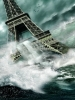 Flooded Eiffel Tower
