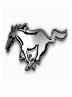 Ford Mustang Logo Pony