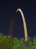Gateway Arch Night