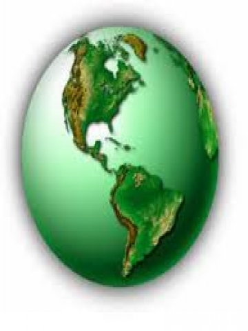 Go Green Earth Wallpaper