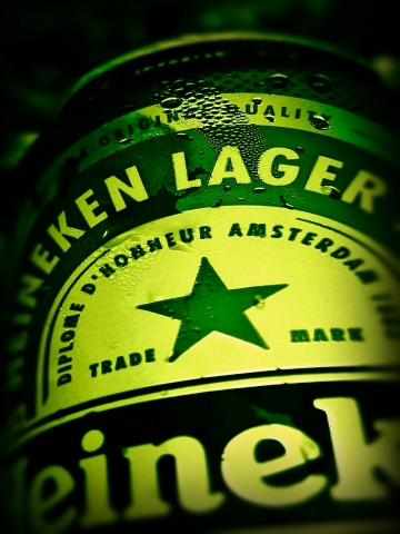 Heineken Bottle Wallpaper