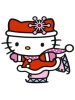 Hello Kitty Skating