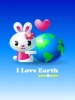 I Love Earth Bunny