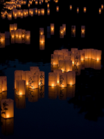 Japanese Lanterns Row