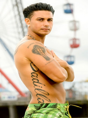 Jerey Shore Pauly D Wallpaper