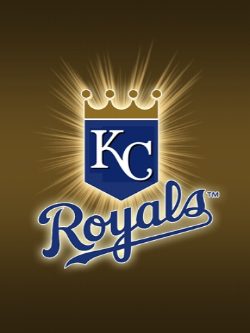 Kansas City Royals Gold Wallpaper