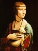 Leonardo Da Vince Lady with Ermine
