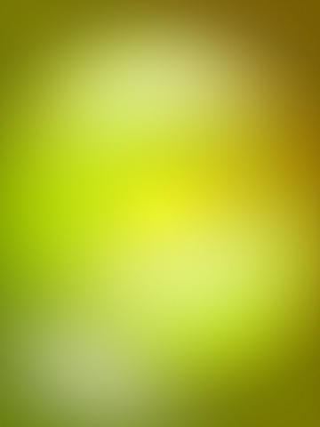 Lime Green Blur Wallpaper