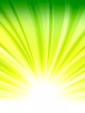 Lime Green Explosion Wallpaper