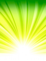 Lime Green Explosion