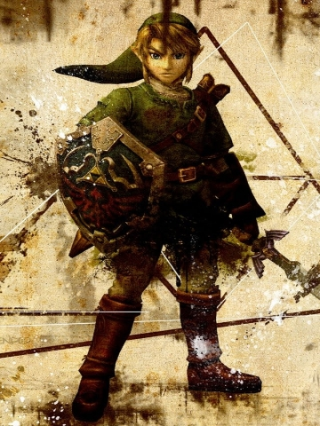Link Adult Wallpaper