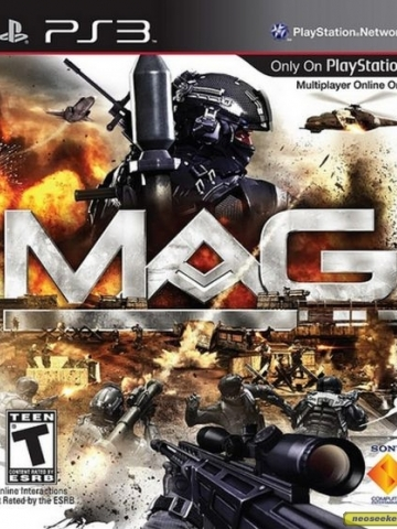 Mag for PS3 Wallpaper