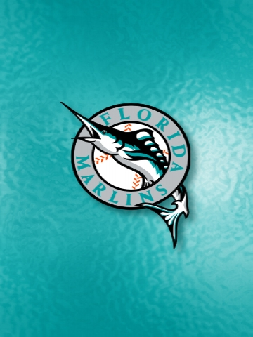 Marlins Logo Wallpaper